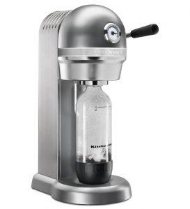KitchenAid SodaStream Grey