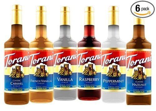 Torani Variety Pack (1)
