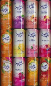 Crystal Light Flavor Pack