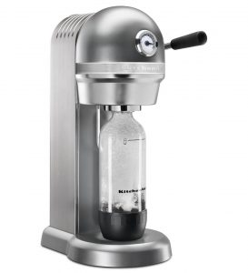 KitchenAid SodaStream Grey
