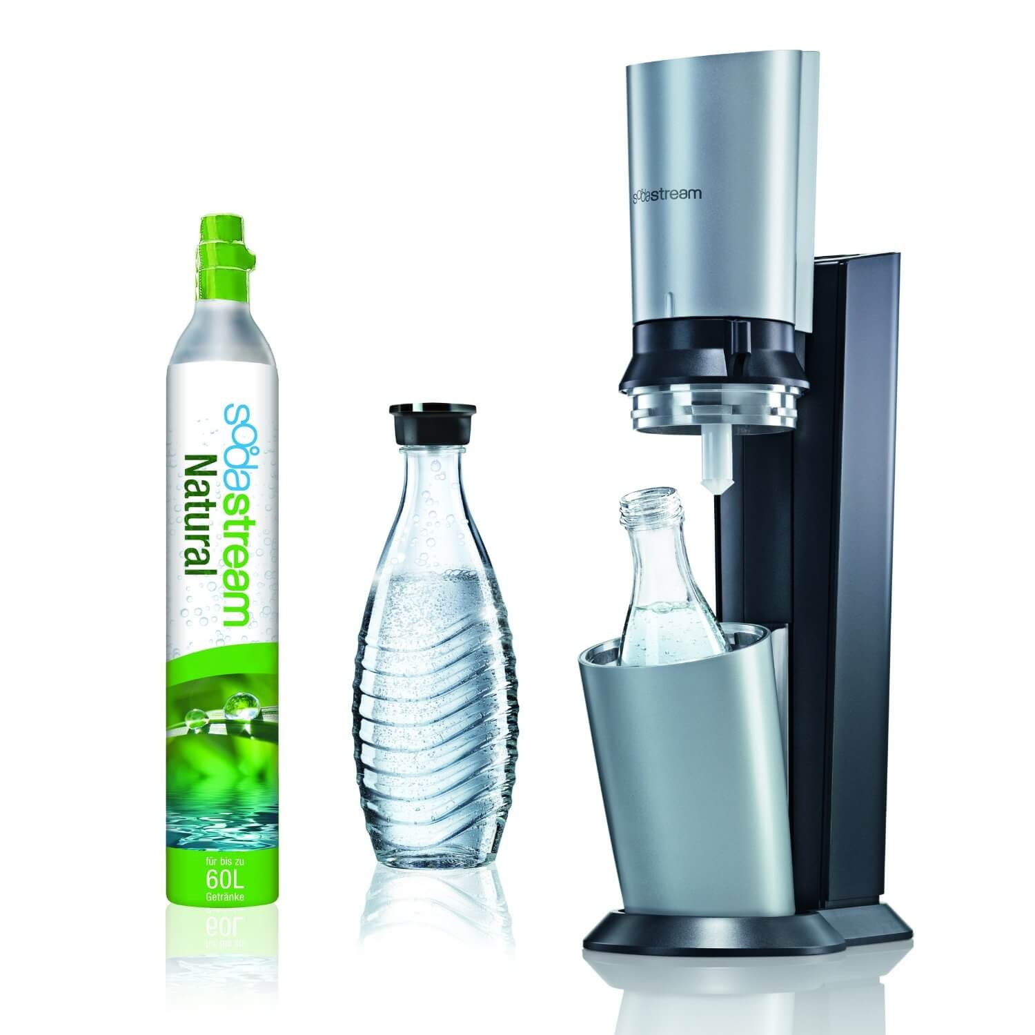 sodastream crystal review sodamakerclub. Black Bedroom Furniture Sets. Home Design Ideas